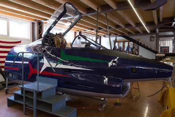 """- - Italy - Air Force """"Frecce Tricolori"""" Fiat G91"""