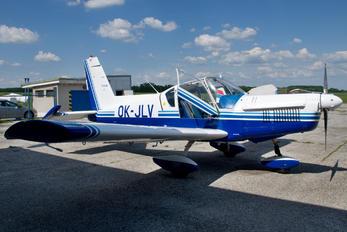 OK-JLV - Blue Sky Service Zlín Aircraft Z-42M