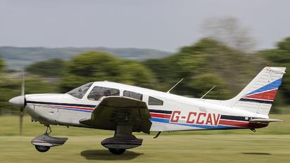 G-CCAV - Private Piper PA-28 Archer