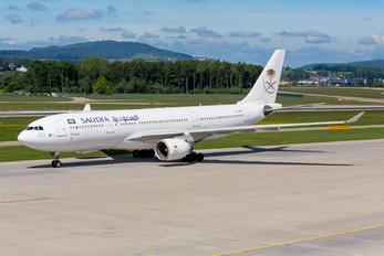 TC-OCF - Saudi Arabian Airlines Airbus A330-200