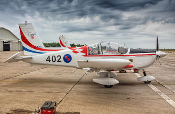 402 - Croatia - Air Force Zlín Aircraft Z-242