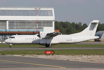 OH-ATF - FlyBe Nordic ATR 72 (all models)