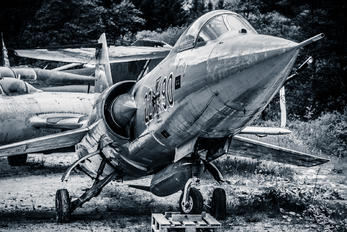 23+76 - Private Lockheed F-104A Starfighter