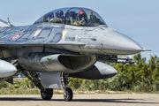91-0022 - Turkey - Air Force General Dynamics F-16D Fighting Falcon aircraft
