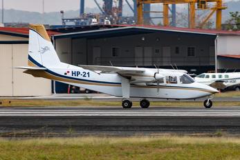 HP-21 - Private Britten-Norman BN-2 Islander