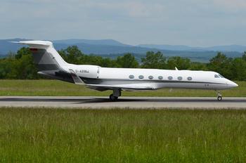D-ABMW - BMW Flugdienst Gulfstream Aerospace G-V, G-V-SP, G500, G550