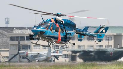JA6816 - Police Aviation Services Kawasaki BK117