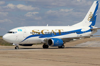 LY-AWD - SCAT Airlines Boeing 737-500