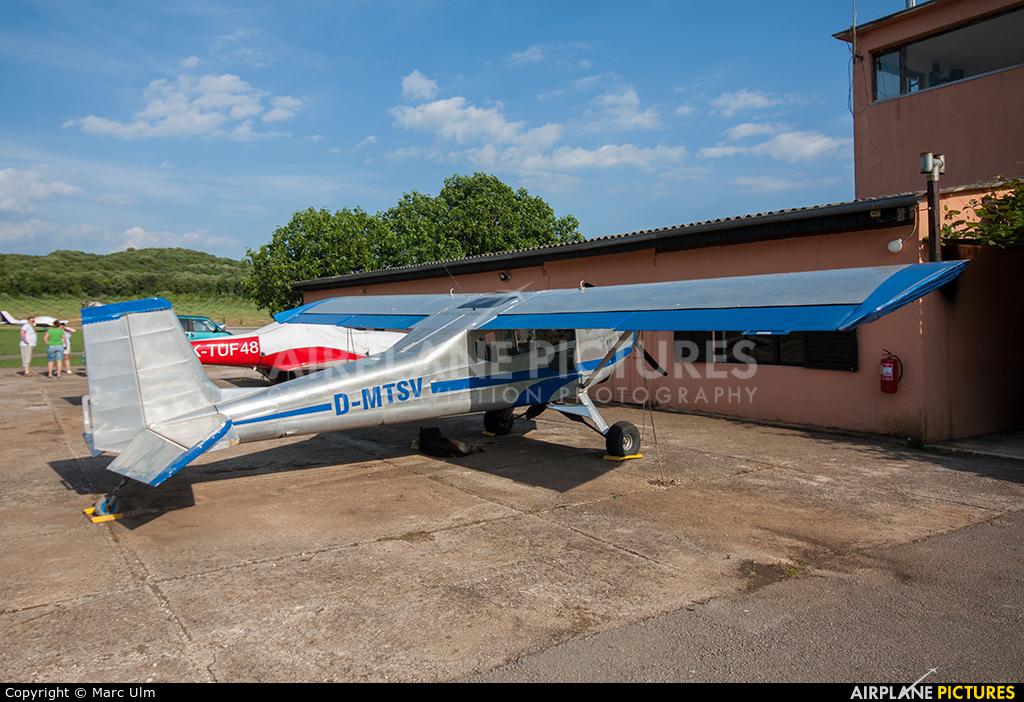 Private D-MTSV aircraft at Vrsar