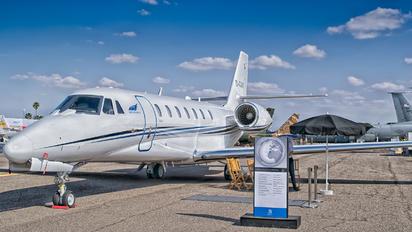 D-CAWX - Aerowest Cessna 680 Sovereign