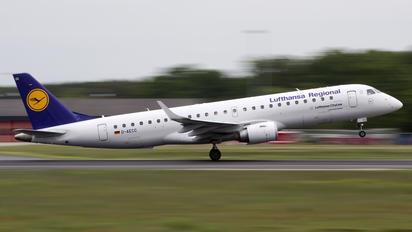 D-AEEC - Lufthansa Embraer ERJ-190-100 Lineage 1000