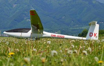 OM-0303 - Private DG Flugzeugbau DG 300