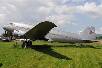 OK-BYQ - Czechoslovak - Air Force Lisunov Li-2