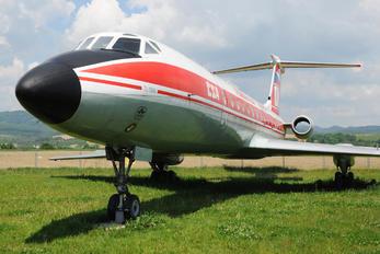 OK-AFB - CSA - Czechoslovak Airlines Tupolev Tu-134A