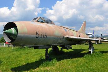5316 - Czechoslovak - Air Force Sukhoi Su-7BM