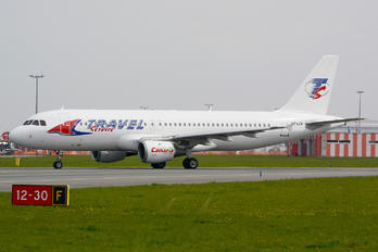 YL-LCM - Travel Service Airbus A320