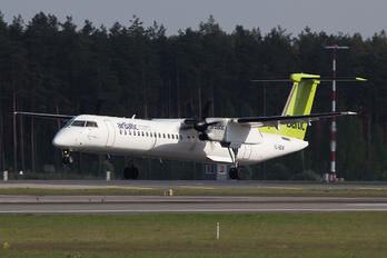 YL-BBW - Air Baltic de Havilland Canada DHC-8-400Q / Bombardier Q400