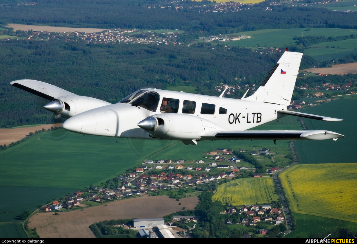 Aeroklub Praha Letnany OK-LTB aircraft at In Flight - Czech Republic