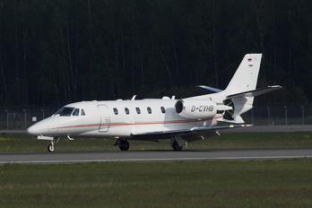 D-CVHB - Private Cessna 560XL Citation XLS