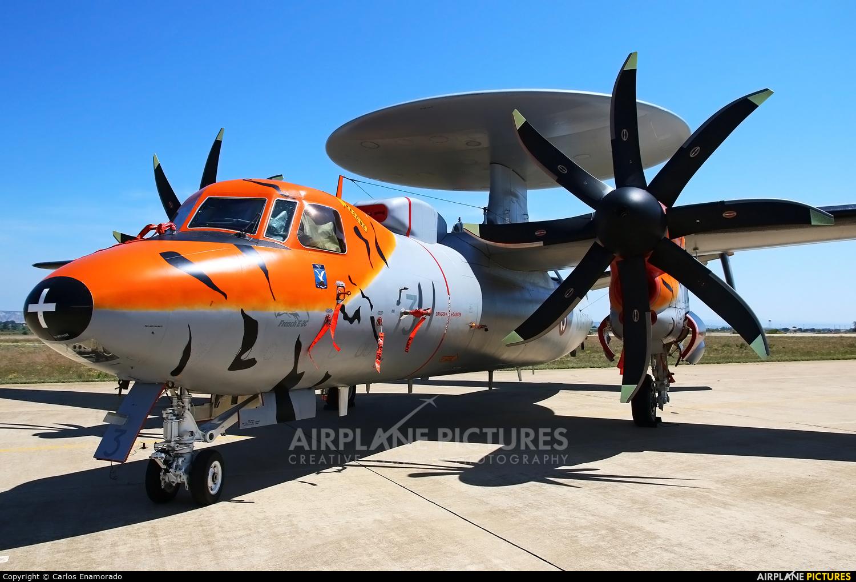 France - Navy 3 aircraft at Zaragoza