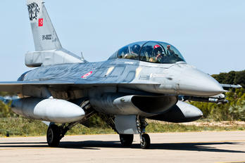 91-0022 - Turkey - Air Force General Dynamics F-16D Fighting Falcon