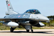 91-0022 - Turkey - Air Force General Dynamics F-16D Fighting Falcon aircraft