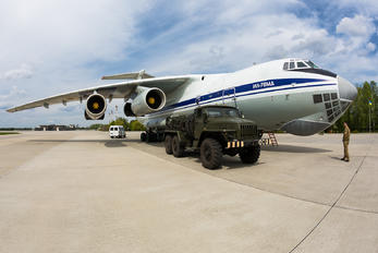 78820 - Ukraine - Air Force Ilyushin Il-76 (all models)