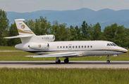 M-DADI - Private Dassault Falcon 900 series aircraft