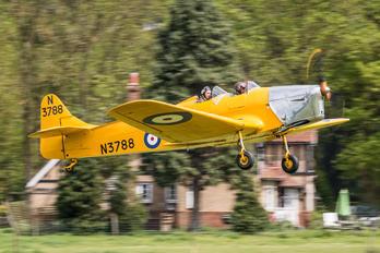 G-AKPF - Private Miles M.14A Hawk Trainer 3