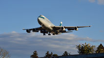 B-HUI - Cathay Pacific Boeing 747-400 aircraft