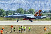 C.15-14 - Spain - Air Force McDonnell Douglas EF-18A Hornet aircraft