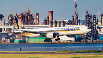 9V-SWW - Singapore Airlines Boeing 777-300ER aircraft
