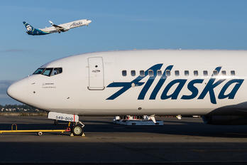 N549AS - Alaska Airlines Boeing 737-800