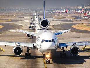 D-ACLG - Lufthansa Cargo McDonnell Douglas MD-11F