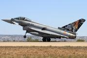 1406 - Spain - Air Force Eurofighter Typhoon S aircraft