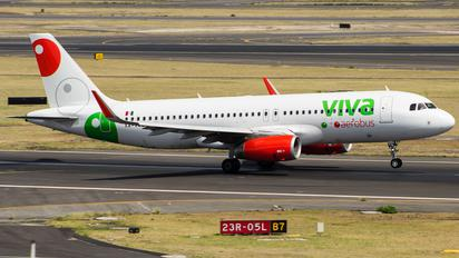 XA-VAO - VivaAerobus Airbus A320
