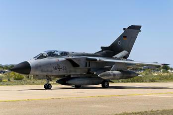 46+55 - Germany - Air Force Panavia Tornado - ECR