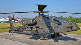 USA - Air Force Boeing AH-64A Apache 85543 at Inowrocław - Latkowo airport