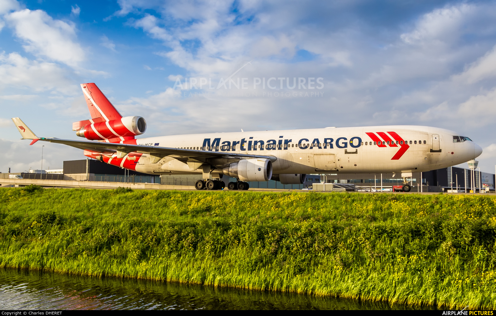 Martinair Cargo PH-MCP aircraft at Amsterdam - Schiphol
