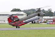 ZA712 - Royal Air Force Boeing Chinook HC.2 aircraft