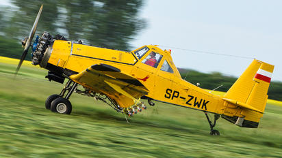SP-ZWK - Private PZL M-18 Dromader