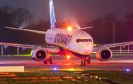 EI-DYB - Ryanair Boeing 737-800 aircraft