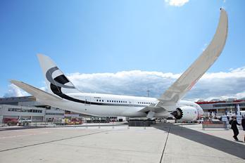 N28MS - Executive Jet Aviation Boeing 787-8 Dreamliner