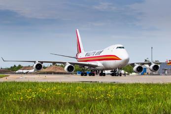 N402KZ - Kalitta Air Boeing 747-400F, ERF