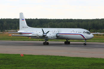 RA-75478 - Russia - Air Force Ilyushin Il-18 (all models)