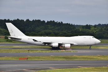 N903AR - Centurion Air Cargo Boeing 747-400F, ERF