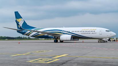 OK-TVH - Oman Air Boeing 737-800