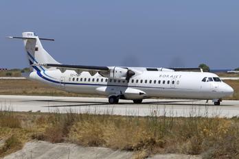 TC-YAF - Bora Jet Airlines ATR 72 (all models)