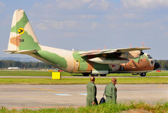318 - Israel - Defence Force Lockheed C-130E Hercules