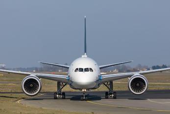 JA875A - ANA - All Nippon Airways Boeing 787-9 Dreamliner